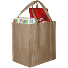 Personalized Polytex Grocery Tote