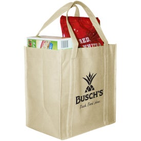 Polytex Grocery Tote for Your Organization
