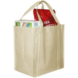 Polytex Grocery Tote for Your Company