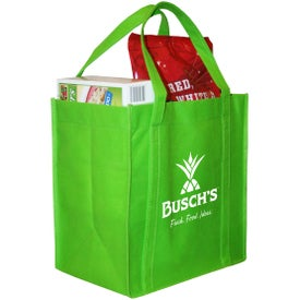 Polytex Grocery Tote for Promotion