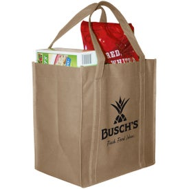 Customized Polytex Grocery Tote