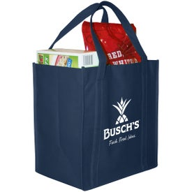 Custom Polytex Grocery Tote