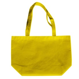 Promotional Promotional Polytex Grocery Tote