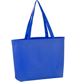 Polytex Large Convention Tote Imprinted with Your Logo