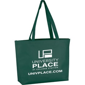Polytex Large Convention Tote for Your Company