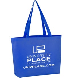 Polytex Large Convention Tote with Your Logo
