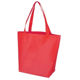 Imprinted Polytex Small Convention Tote