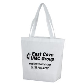 Advertising Polytex Small Convention Tote