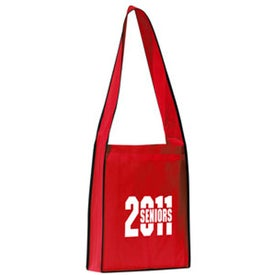 Polytex Wide Shoulder Strap Tote Giveaways
