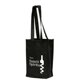 Polytex Wine Bottle Tote (2 Bottle)