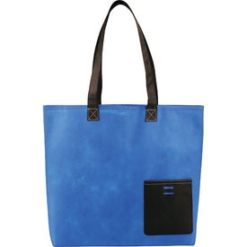 Advertising Pop Pocket Convention Tote