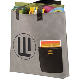Promotional Pop Pocket Convention Tote