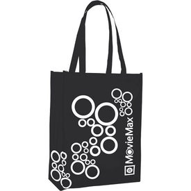 Portrait Tote for Advertising