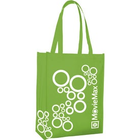 Portrait Tote Printed with Your Logo