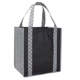 Printed Grande Grocery Tote for your School