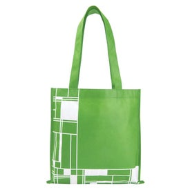 Printed Polypropylene Tote Bag