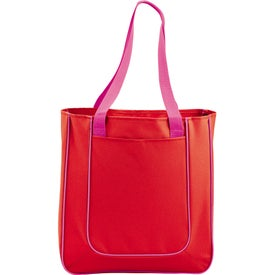 Promotional Punch Tablet Tote Bag