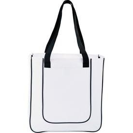Custom Punch Tablet Tote Bag