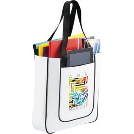 Punch Tablet Tote Bag for Marketing
