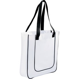 Punch Tablet Tote Bag for Your Company