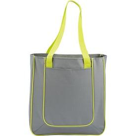 Branded Punch Tablet Tote Bag