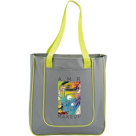 Customized Punch Tablet Tote Bag