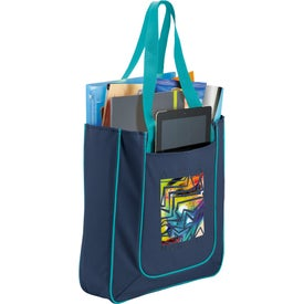 Punch Tablet Tote Bag Giveaways