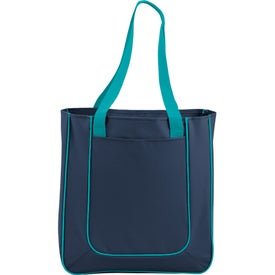 Punch Tablet Tote Bag with Your Slogan