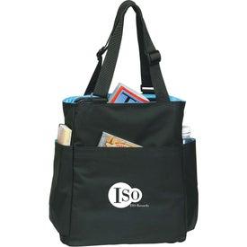Custom Quad Access Tote Bag