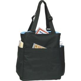 Advertising Quad Access Tote Bag