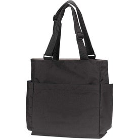 Quad Access Tote Bag for Advertising