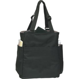 Branded Quad Access Tote Bag
