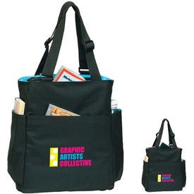 Quad Access Tote Bag for Your Company