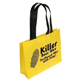 Advertising Raindance Waterproof Coated Tote Bag