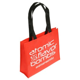 Branded Raindance Waterproof Coated Tote Bag