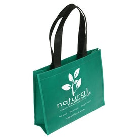 Raindance Waterproof Coated Tote Bag with Your Logo