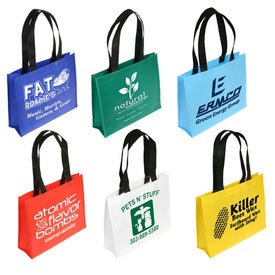 Raindance Waterproof Coated Tote Bag