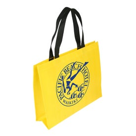 Raindance XL Waterproof Coated Tote Bag with Your Logo
