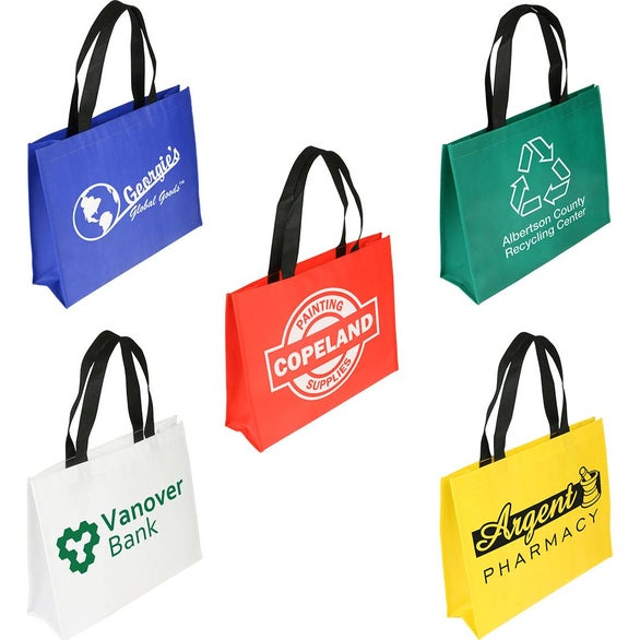 Raindance XL Waterproof Coated Tote Bag