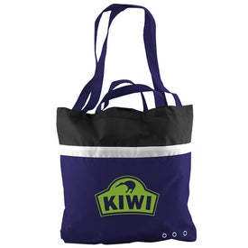 Logo Recycled 210T Tote