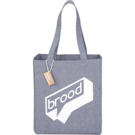 Recycled Cotton Grocery Totes