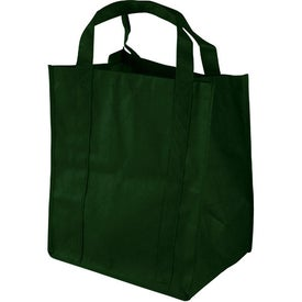 Advertising Recycled Grocery Tote