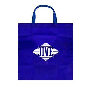 Promotional Recycled Non Woven Tote Pouch