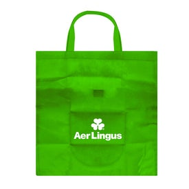 Recycled Non Woven Tote Pouch with Your Logo