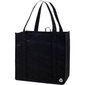 Recycled PET Grocery Tote Bag for Marketing