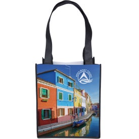 Renoir Tote Bag (Full Color Logo, No Quick Ship)