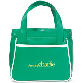 Retro Mini Fashion Tote Bag with Your Logo