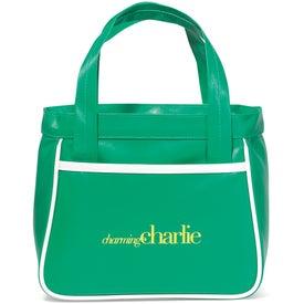 Retro Mini Fashion Tote Bag with Your Logo