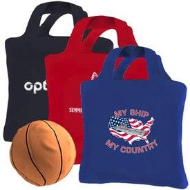 Reusaball Basketball Tote Bag for your School