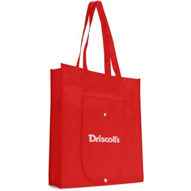 Company Reusable and Recyclable Folding Tote Bag